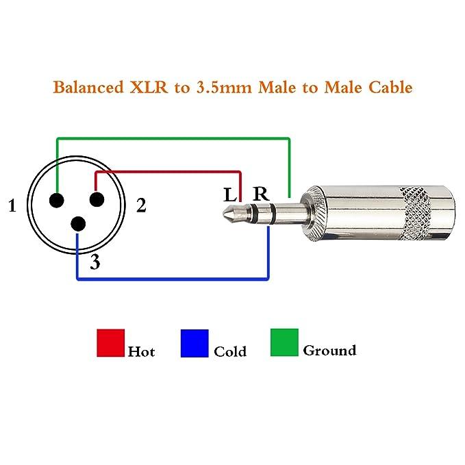 Xlr Wiring Diagram