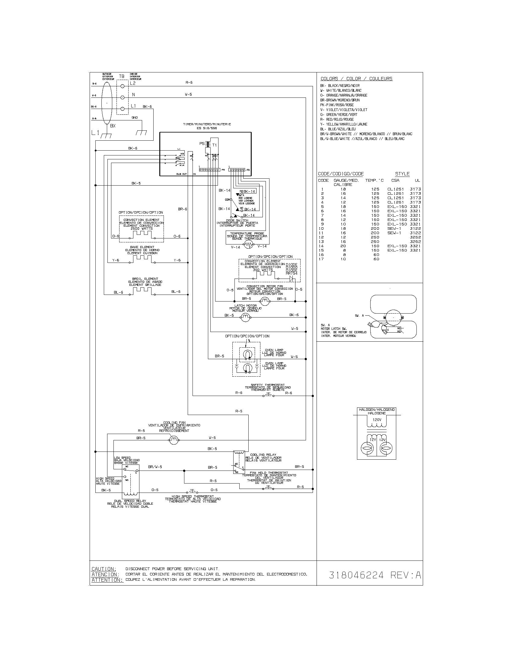 Sumg-100 Wiring Diagram