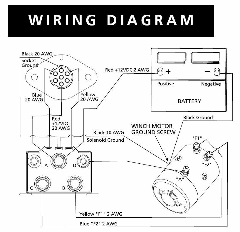 Superwinch Solenoid Wiring Diagram