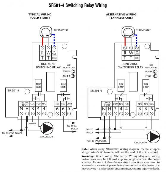 Taco Circulator Wiring Diagram