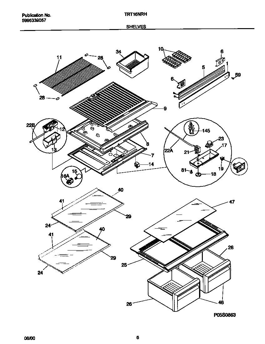 Tappan A/c Compressor Wiring Diagram