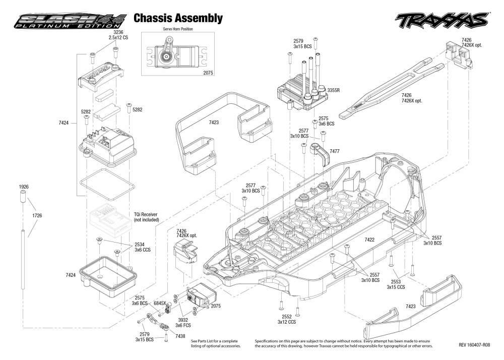 medium resolution of traxxas slash wd diagram wiring diagram data traxxas slash 2wd parts diagram wiring diagram g8 traxxas