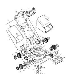 troy bilt horse lawn tractor wiring diagram [ 1696 x 2200 Pixel ]