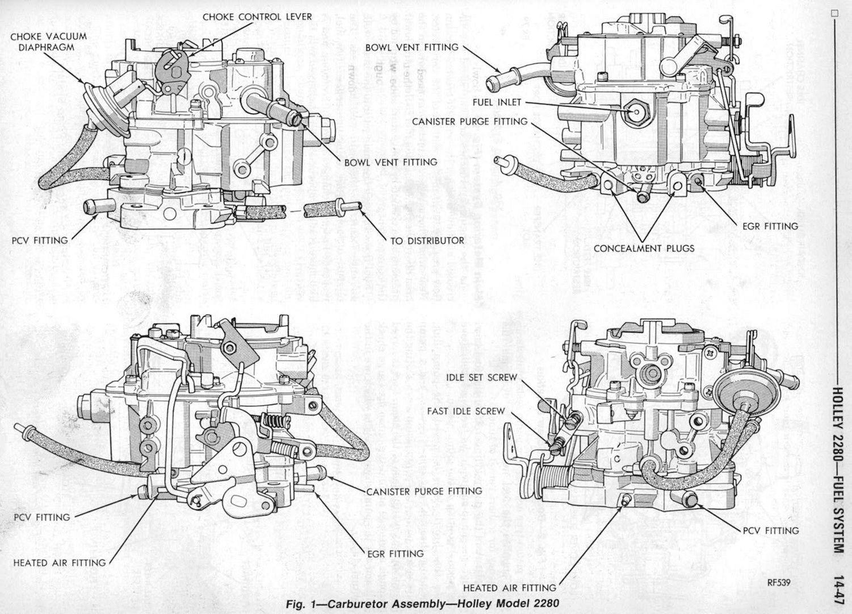 Trx450r Carburetor Diagram