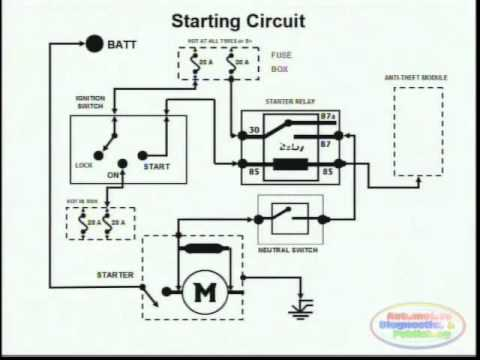 Volvo Penta Fuel Pump Wiring Diagram 4.3 Relays Part No