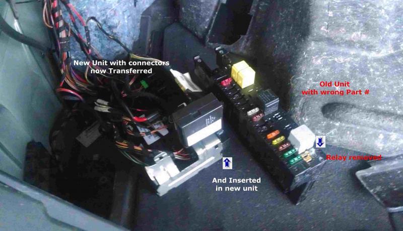 Wiring Diagram Rear Spotlight