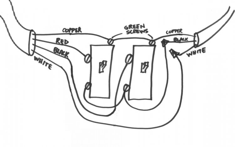 Westinghouse 77021 Wiring Diagram