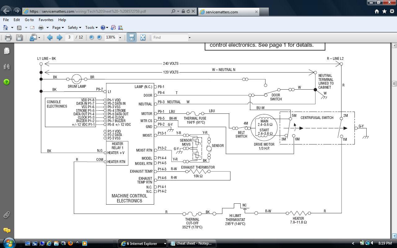 hight resolution of  whirlpool cabrio dryer wiring diagram on whirlpool cabrio washing machine recall cabrio washer parts diagram