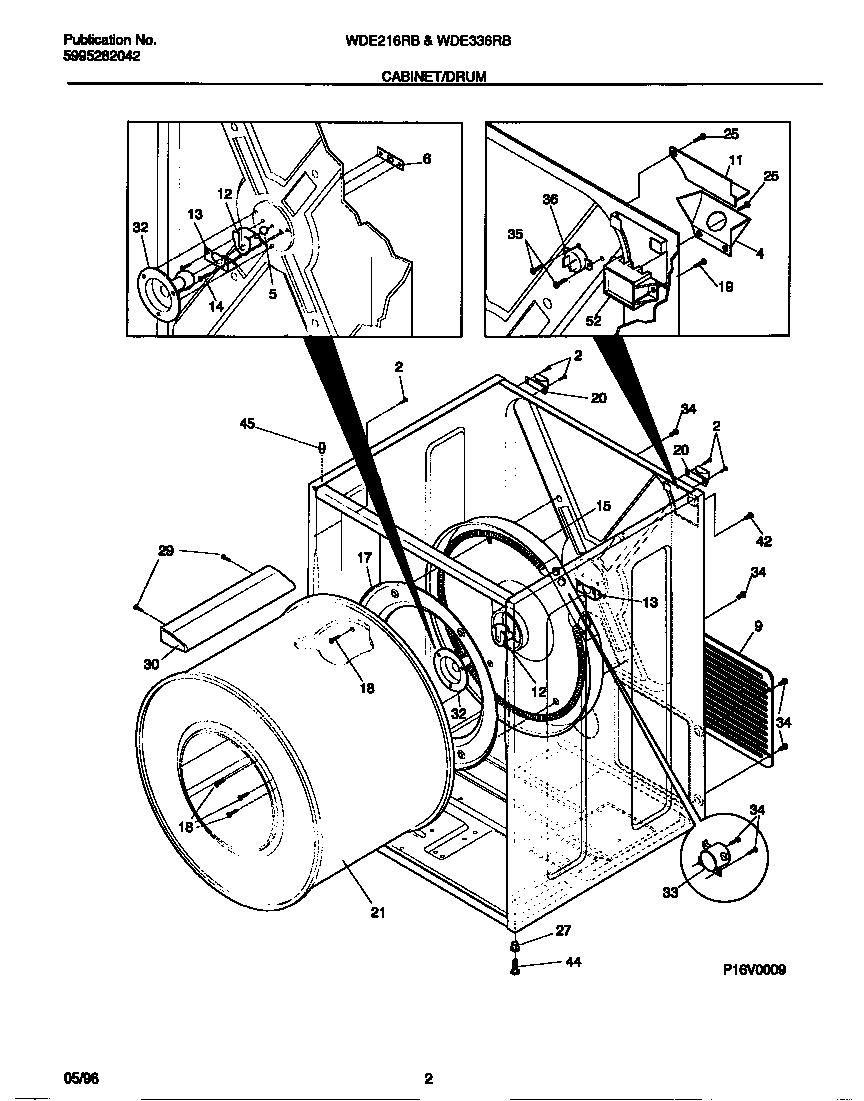 White Lt946h Wiring Diagram