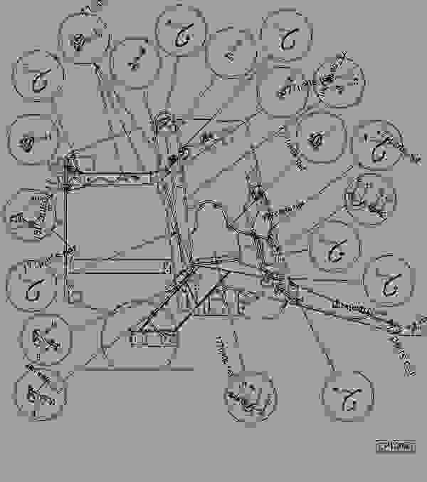 Wiring Diagram 567 Jd Baler