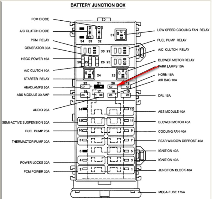 Wiring Diagram Cigar Lighter Mercury Mariner 2010