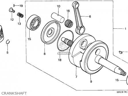Wiring Diagram For 1981 Honda Cm400