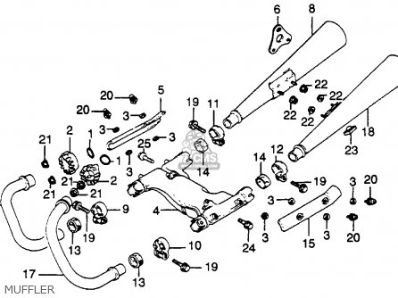 Wiring Diagram For An 82 Honda Knighthawk Cp450sc