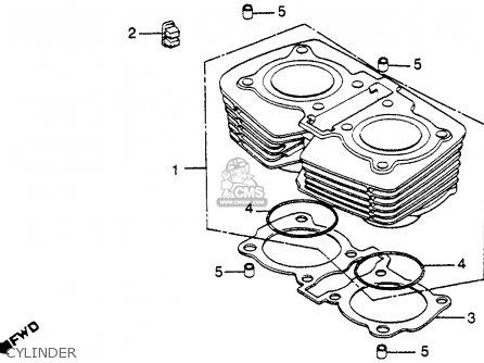 Wiring Diagram For An 82 Honda Knighthawk Cp450sc
