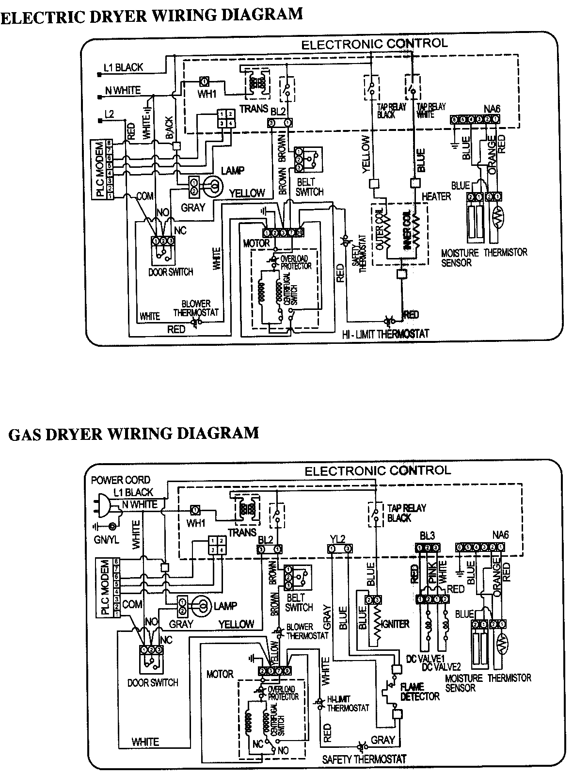 Wiring Diagram For Lg Lp0711wnry2