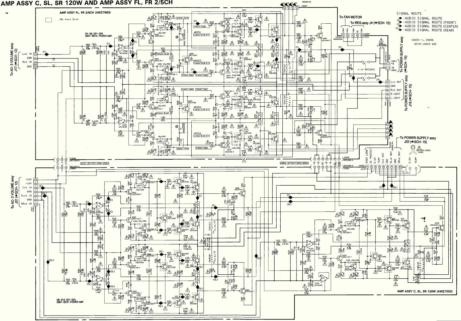 Wiring Diagram Pioneer Dxh