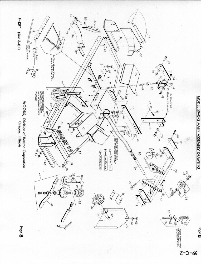 Woods 5215 Wiring Diagram