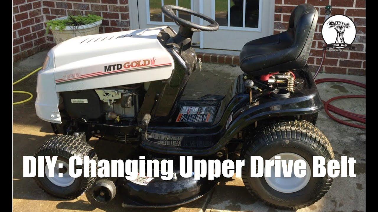 Mower Wiring Diagram Furthermore Drive Belt Diagram Mtd Lawn Mower