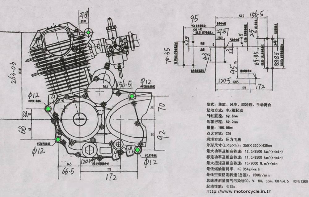 medium resolution of zongshen atv engine diagram