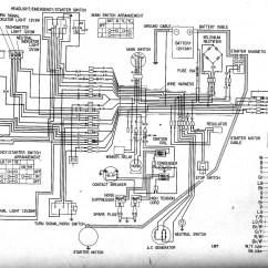 1975 Cb750 Wiring Diagram John Deere 1445 Simple All Data Coil Best Library Carburetor F1 Todaysmotorcycle