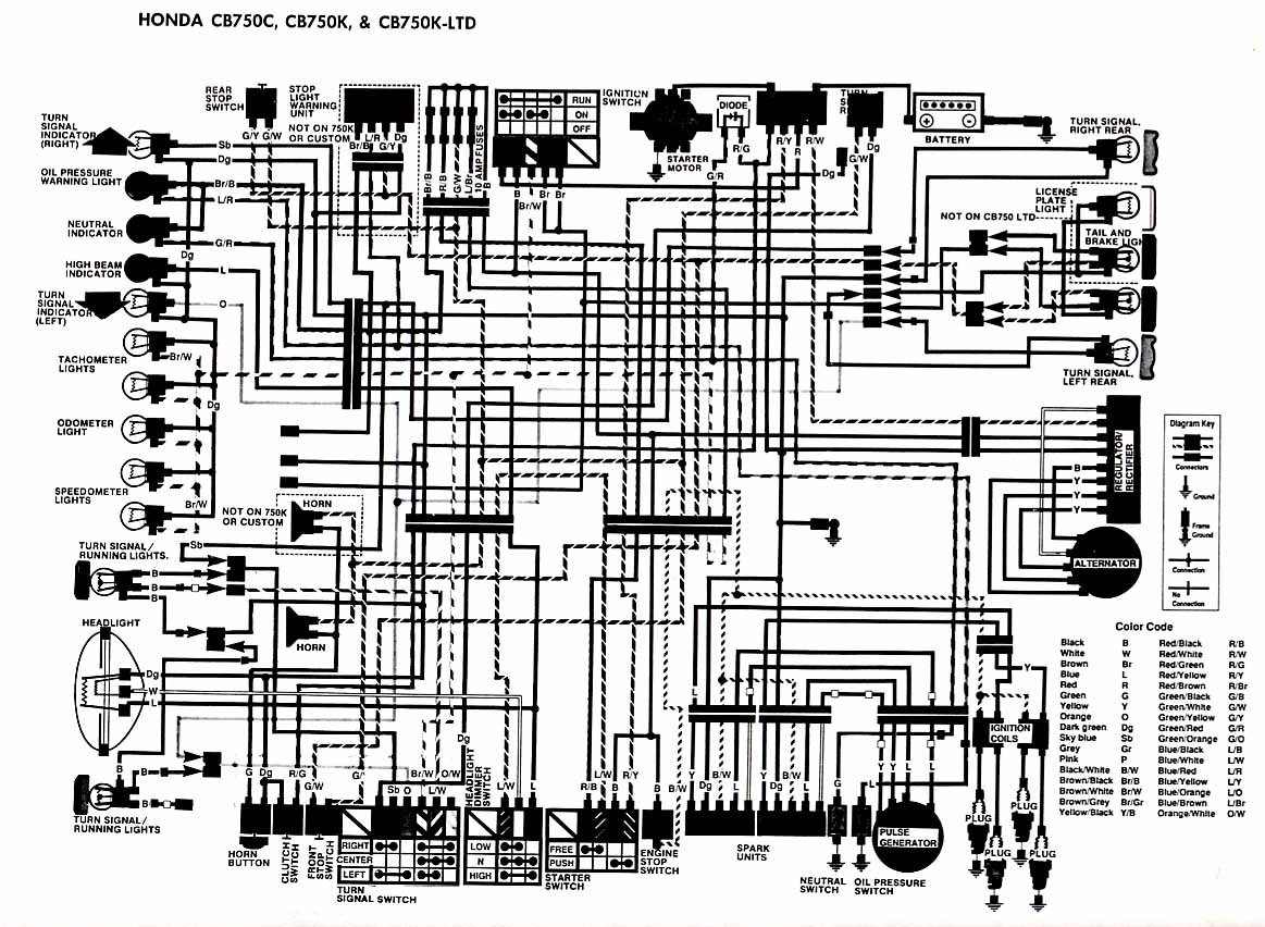 hight resolution of diagram for wiring acb 750 official site wiring diagrams1970 honda cb 750 wiring diagram www casei