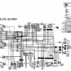 Virago 250 Wiring Diagram Subaru Impreza Stereo 1978 Honda Xl125 Pic Online Kz900
