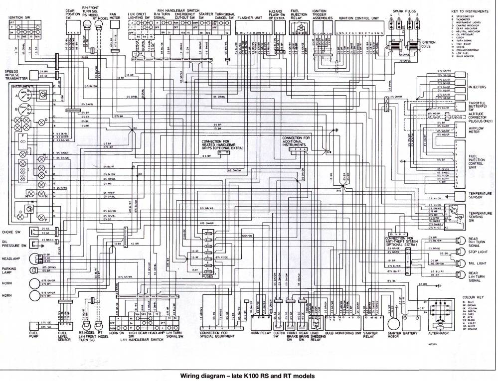 medium resolution of wiring schematic for suzuki intruder 700