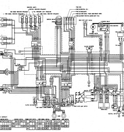 wiring diagram for 1983 kawasaki 750 ltd get free image simple chopper wiring diagram cb550 chopper [ 3300 x 2484 Pixel ]