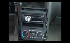 00-02 Saturn Sl2 Radio Install (After Trim Removal) – Youtube