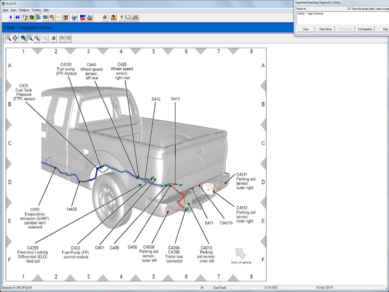 2008 F150 Wiring Diagram Hook Up Trailer Wiring Forums
