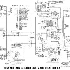 1970 Ford F100 Turn Signal Wiring Diagram F350 Fuse Box 1968 Mustang Steering Column - Forums