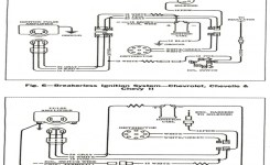 1966 Corvette: Service News: Wiring Diagrams For Breakerless