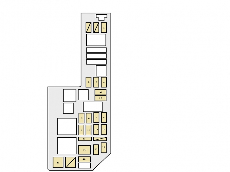 Wiring Diagram For 99 Camry Fuse Box
