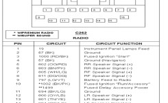 1998 Ford Expedition Radio Wiring Diagram On Mustang Endear 2005