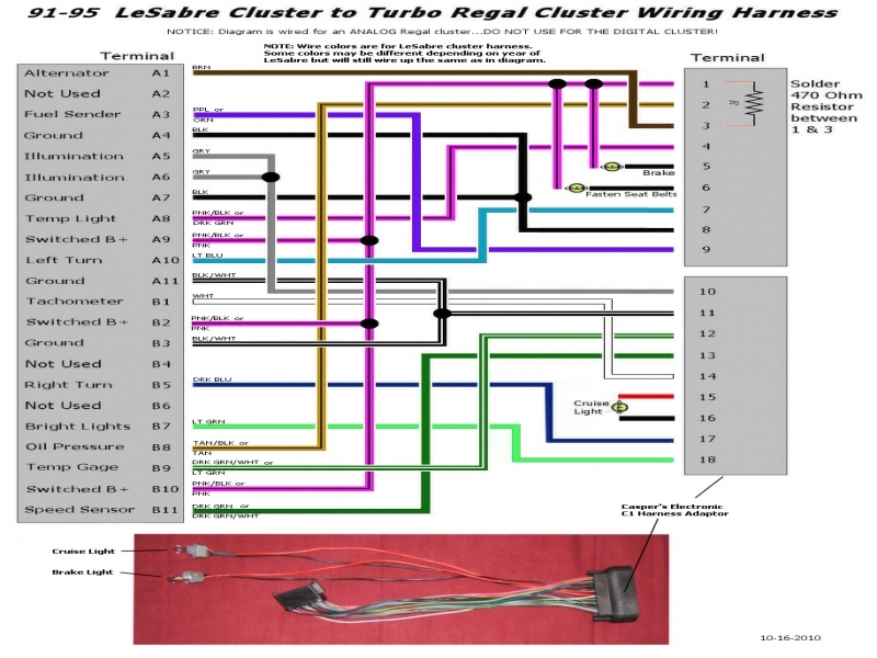 2000 buick century radio wiring diagram - wiring forums gmc factory stereo wiring diagrams for buick century #5