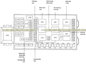 2003 Ford F250 60L Power Stroke Fuse Box Diagram Needed  Wiring Forums