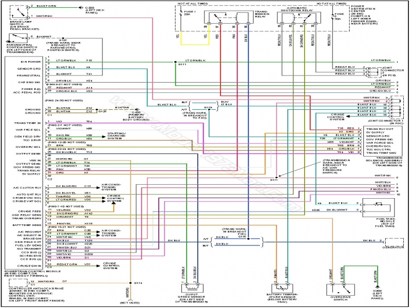 2009 Dodge Ram 1500 Wiring Diagram