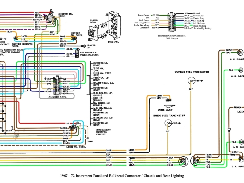 2008 Chevrolet Impala Heater Fan Wiring Diagram