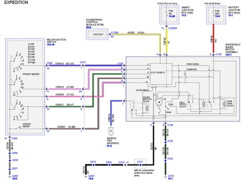 2011 Ford Expedition Wiring Diagrams - Wiring Forums