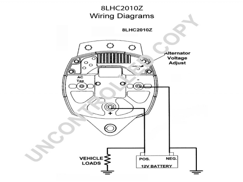 Wiring Diagram For Leece Neville 90 Alternator Leece