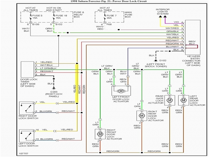 98 Subaru Forester Radio Wiring Diagram Impreza Striking Diagrams  Wiring Forums