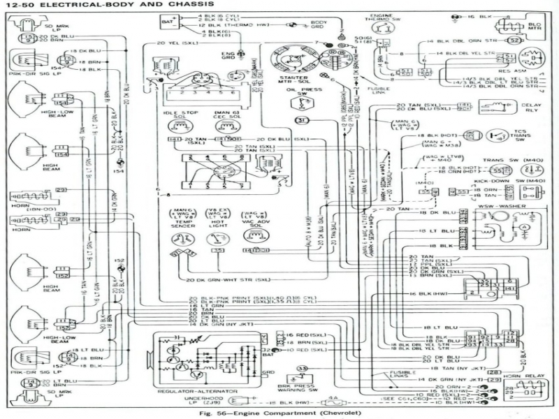 wiring diagram for 1966 chevy nova