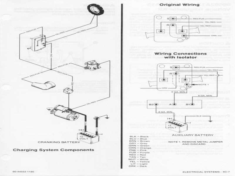 Awesome Alternator Wiring Diagram For Perkins Engine Ideas