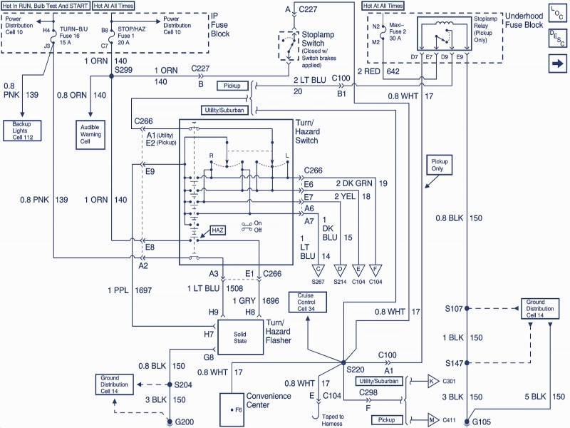 2004 Chevy Blazer Wiring Diagram  Wiring Forums