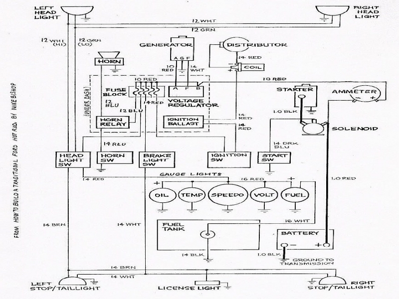 Alpha Magnetics Wiring Diagram