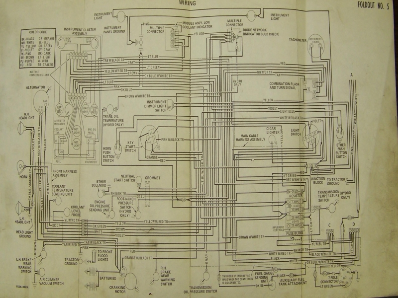 International 4700 Wiring Diagram Get Free Image About Wiring