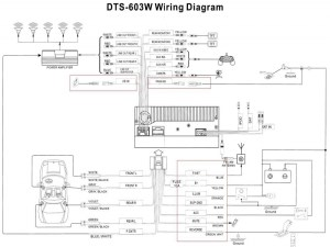 2006 Chevy Trailblazer Radio Wiring Diagram  Wiring Forums