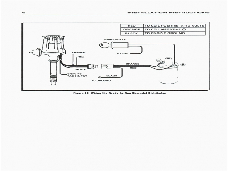 Hei Ignition Wiring Diagram