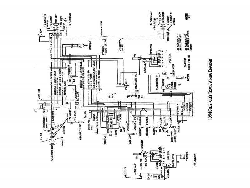 [DIAGRAM] 87 Chevy K20 Wiring Diagram FULL Version HD