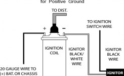 Coil To Distributor Wiring Diagram – Gooddy